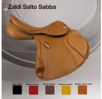 Zaldi Jumping saddle - Sabba